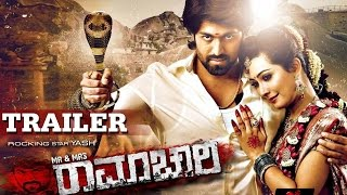 Mr and Mrs Ramachari - Official Trailer