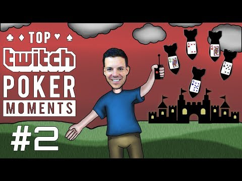 Top Twitch Poker Moments - Ep. 2