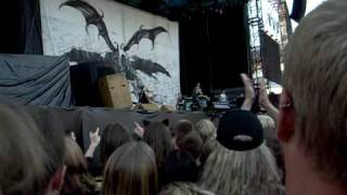 Avenged Sevenfold - Flash Of The Blade Live Ullevi 2008