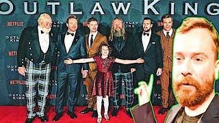 Scottish Vlogger INVADES RED CARPET | Outlaw King on Netflix