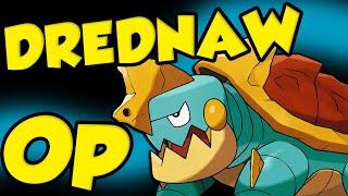 Drednaw  - (Pokémon) - DREDNAW IS AN  INSANE SWEEPER! Pokemon Sword and Shield Drednaw Moveset Guide!