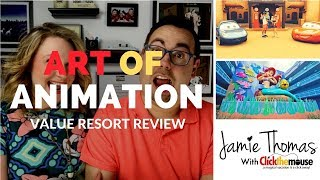 Art Of Animation Review And Tips