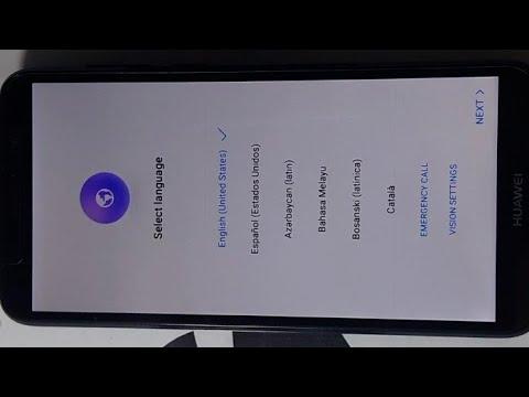 Huawei y5 2018 factory reset - смотреть онлайн на Hah Life
