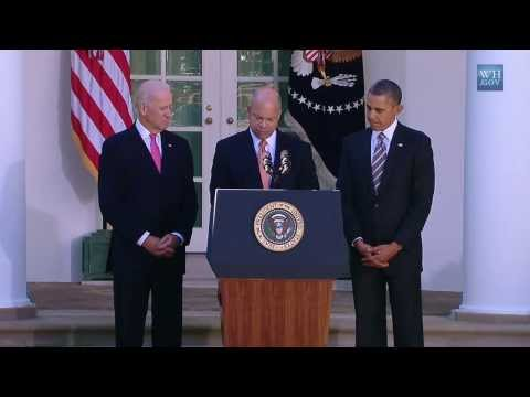Homeland Security Minister Jeh Johnson pledges his loyalty to Barack Obama