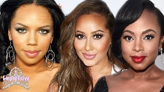 Kiely Williams disses Naturi Naughton and Adrienne Bailon! (3LW Drama)