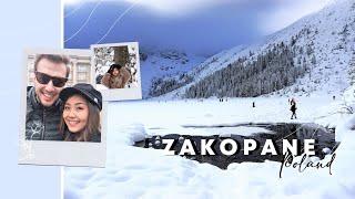 ZAKOPANE VLOG 2018 | Morskie Oko, Kasprowy Wierch, Snowlandia, Krupówki |