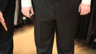 How Should Men With Short Legs Dress? : Mens Suits & Fashion Help