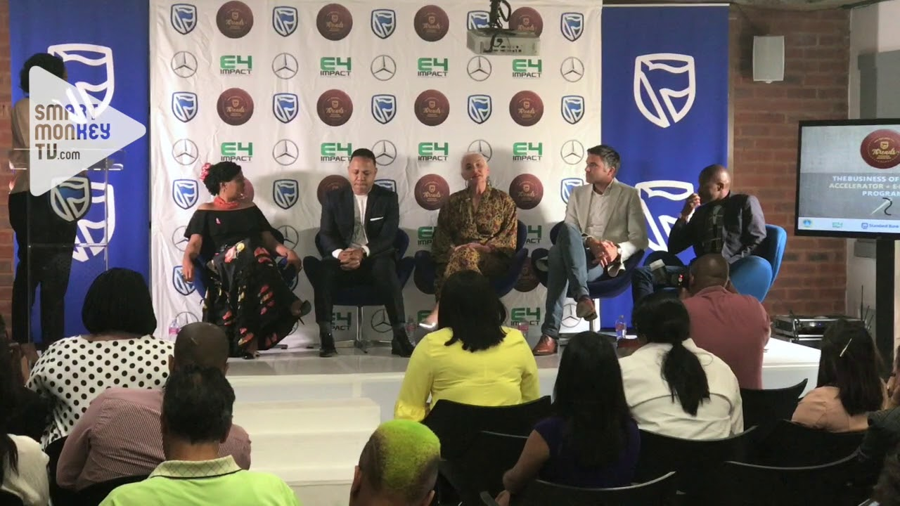 Standard Bank's fashion accelerator Threads - Judges tell start-ups what they're looking for