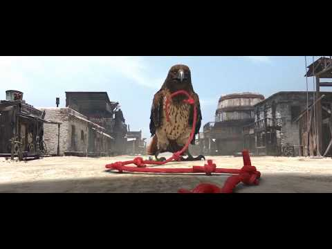 Nick - Rango - O Duelo