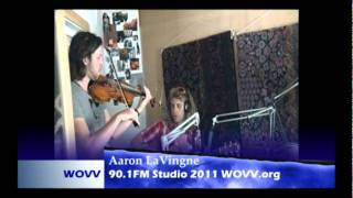 WOVV Aaron LaVigne Live in Studio
