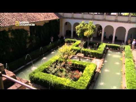 Супер Сооружения древности - Альгамбра.