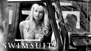 Genevieve Morton Revs Your Engine, Gets Wild In Zambia | Intimates | Sports Illustrated Swimsuit
