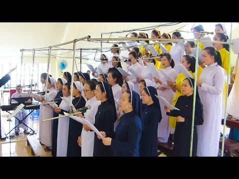 Hội dòng Khiết Tâm Đức Mẹ Nha Trang - Tất Niên 2020