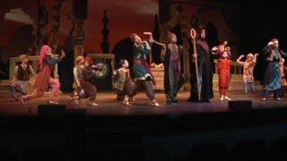 """Weekend Showcase: Brooklyn Center youth plays """"Aladdin"""""""