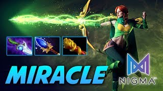 MIRACLE WINDRUNNER NIGMA