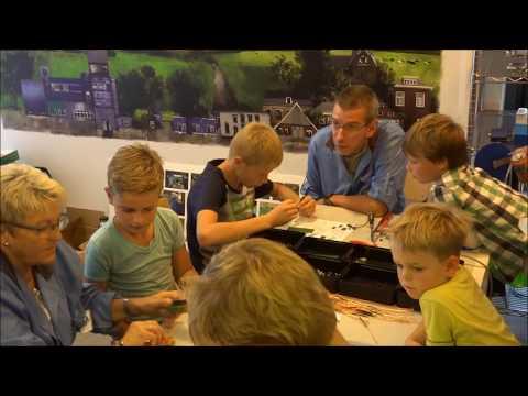 Elektronik Workshop für Kinder - Selber elektronische Schaltungen