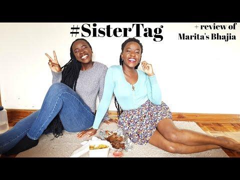 SISTER TAG & REVIEW OF MARITA'S BHAJIA – CHAT AND CHOWDOWN VOL.4