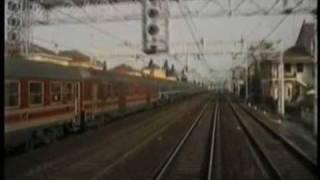 preview picture of video 'Alessandria 1995 - Exp 810 Treno dell'Etna oppure Exp 1940 Treno del Sole?'