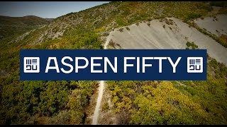 Recap of the 1st annual WEDŪ ASPEN FIFTY in Aspen, Colorado.