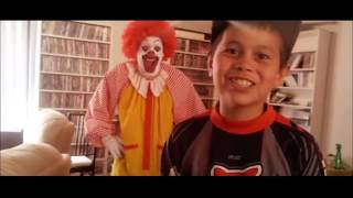 Gambar cover The True Side of Ronald McDonald in this funny banned commercial