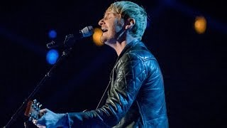 Jimmy Weston performs 'Desperado' - The Voice UK 2014: Blind Auditions 2 - BBC One