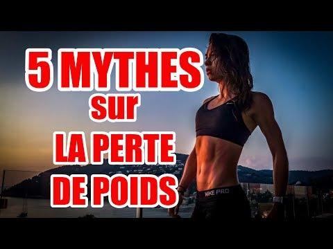 7 nouvelles perte de poids