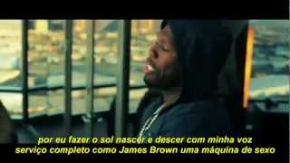 50 Cent Feat Robbie Nova - I Ain't Gonna Lie (Official Music Video) - The Lost Tape - (Legendado)