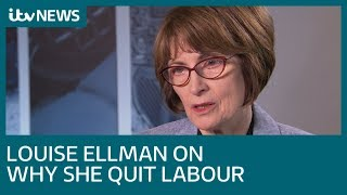 In full: MP Louise Ellman tells ITV News why she quit the Labour Party | ITV News