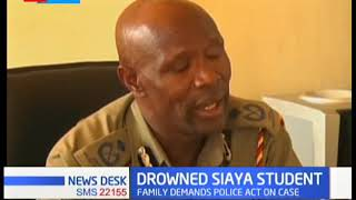 Student in Siaya drowns in the River Yala