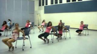 Rolling Chair Choreography- This Instant (Sophia Fresh & T-Pain)