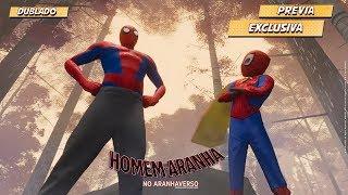 Homem-Aranha no Aranhaverso   Prévia Exclusiva   DUB   10 de janeiro nos cinemas