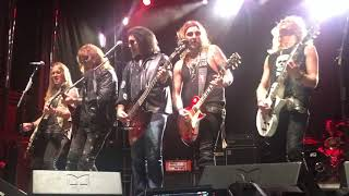 Gene Simmons And Ace Frehley Of KISS Reunion Cold Gin St Paul September 20, 2017
