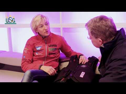 Ingrid Klimke und Carsten Sostmeier - USG Sicherheitswesten