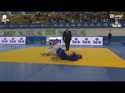 Cadet European Judo Cup Fuengirola 2019 - Mat 3 - Day 2 (видео)