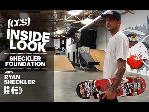 Inside Look I Sheckler Foundation With Ryan Sheckler