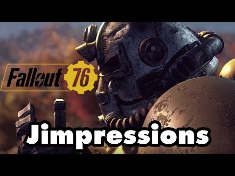 Fallout 76 – Nuclear Waste (Jimpressions) video thumbnail