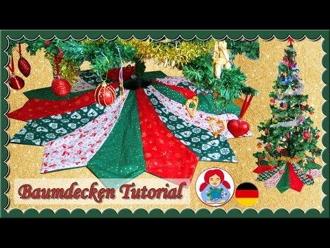 DIY   Baumdecke + GRATIS SCHNITT!! • Sami Doll Tutorials