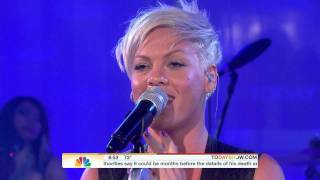 Pink - Please Don't Leave Me (Original High Quality Mp3) + Letra
