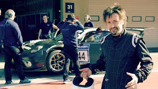 We sent Richard Hammond to drive a Porsche GT3 R on one of Europe's scariest tracks – Pt 1
