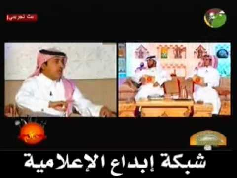 مقلب عادل أبو حيمد مع بندر السبيعي في برنامج حياكم