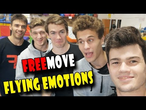 FREEMOVE a FLYING EMOTIONS | PARKOUR TRÉNING