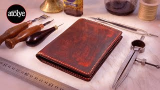 make a passport cover   Travel Accessories    credit card holder