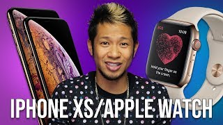 iPhone XS/ XS Max/Apple Watch Series 4 reviews are in!