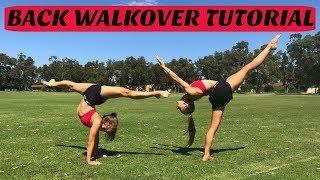 How to do a Back Walkover TUTORIAL