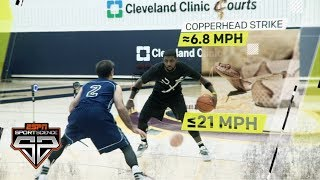 Kyrie Irving's insane quickness | Sport Science | ESPN Archives - dooclip.me