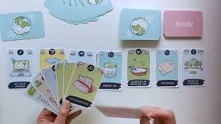 Spielanleitung Planet A - Das nachhaltige Kartenspiel