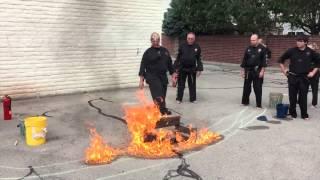Teresa Lechtenberg - Fire Break -  http://www.sandymartialarts.com/index.php