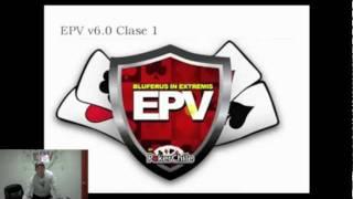 EPV 6 Clase 1 -  Aspectos Sicológicos - La Guerra De Información, Manejo De Tilt