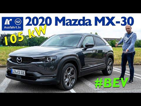 2020 Mazda MX-30 e-Skyactiv First Edition - Kaufberatung, Test deutsch, Review, Fahrbericht