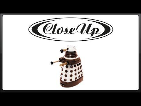 Doctor Who Projektionswecker Dalek